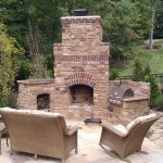 Fireplace and Barbeque