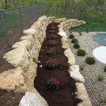 Garden and Stone Walls