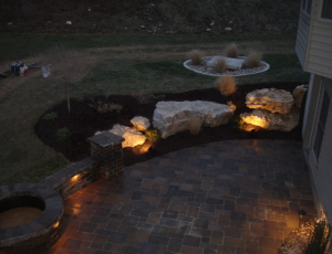 Landscape Lighting in St. Louis, MO