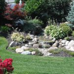 Garden with a Water Feature