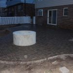 Newly Installed Patio